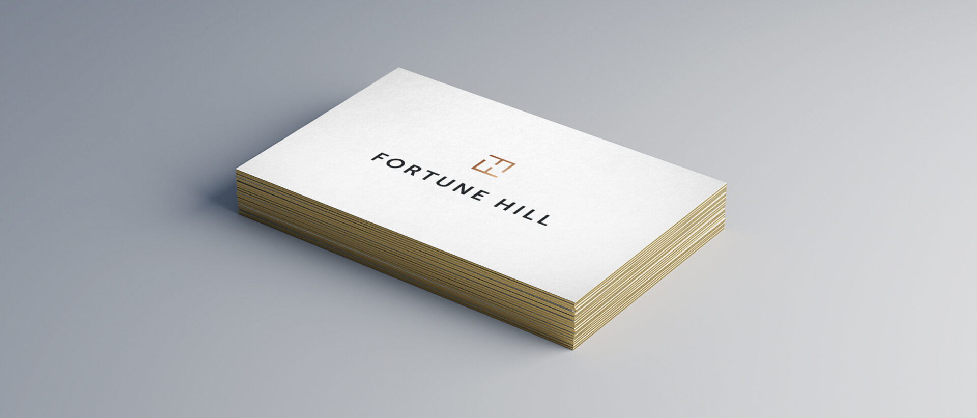 Fortune Hill business cards