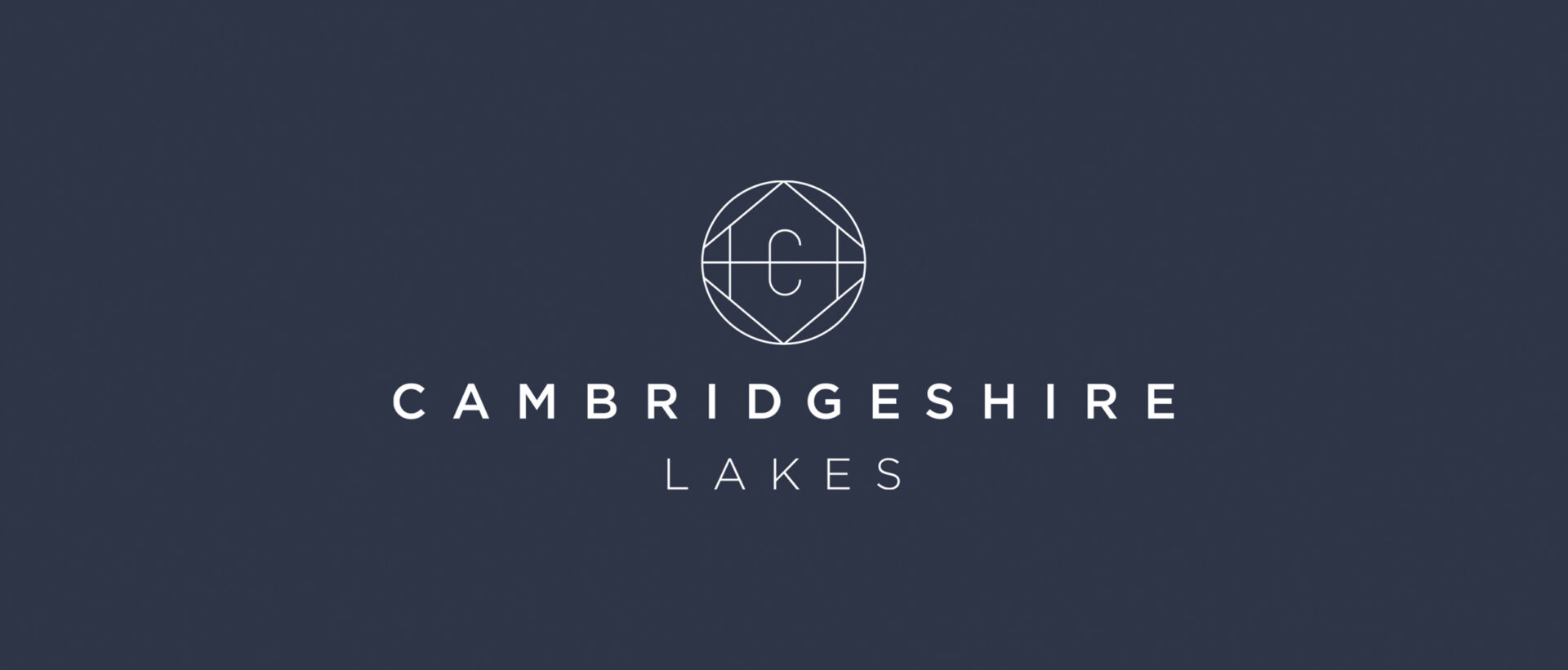Cambridgeshire Lakes logo design