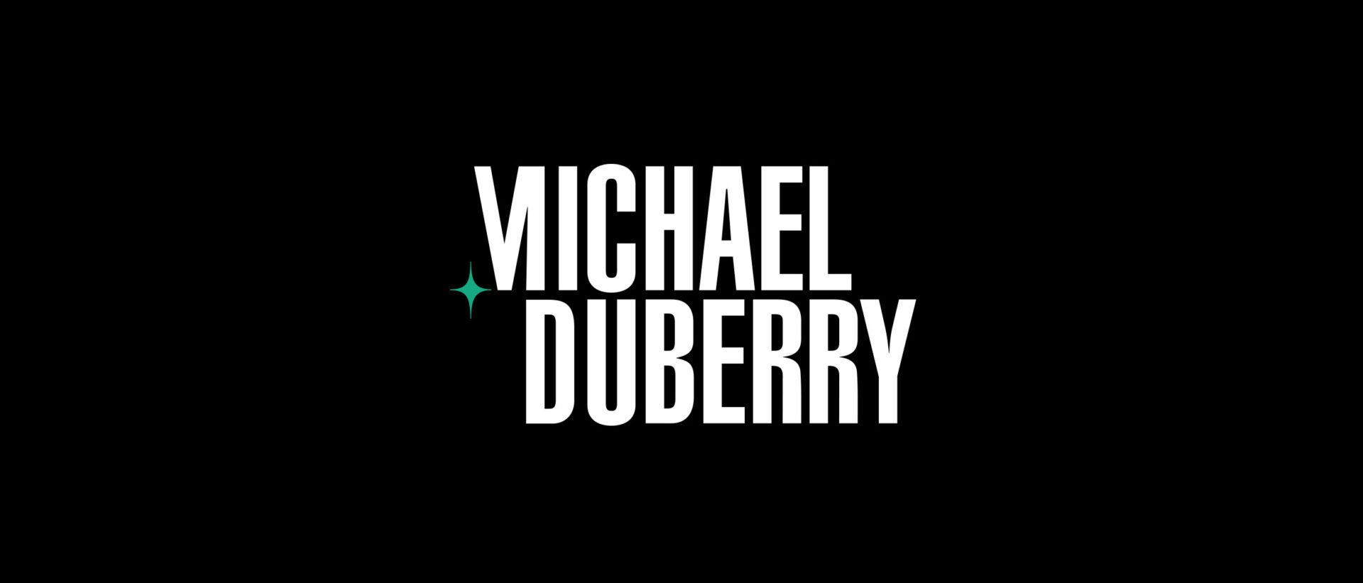 Michael Duberry – Logo Design