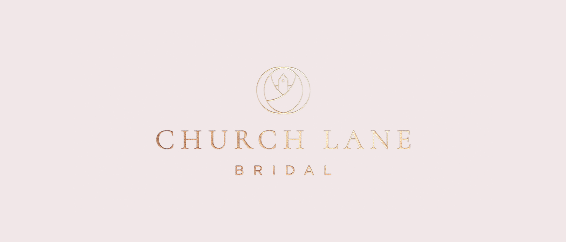 Church Lane Bridal – Logo Design