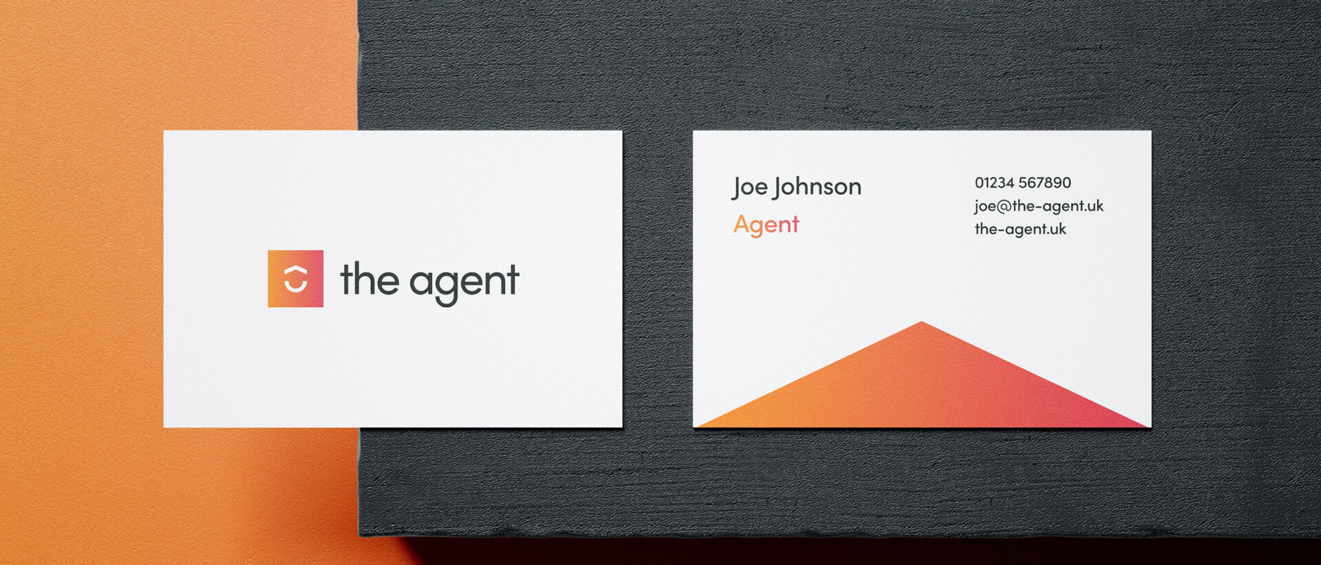 The Agent – Business Card