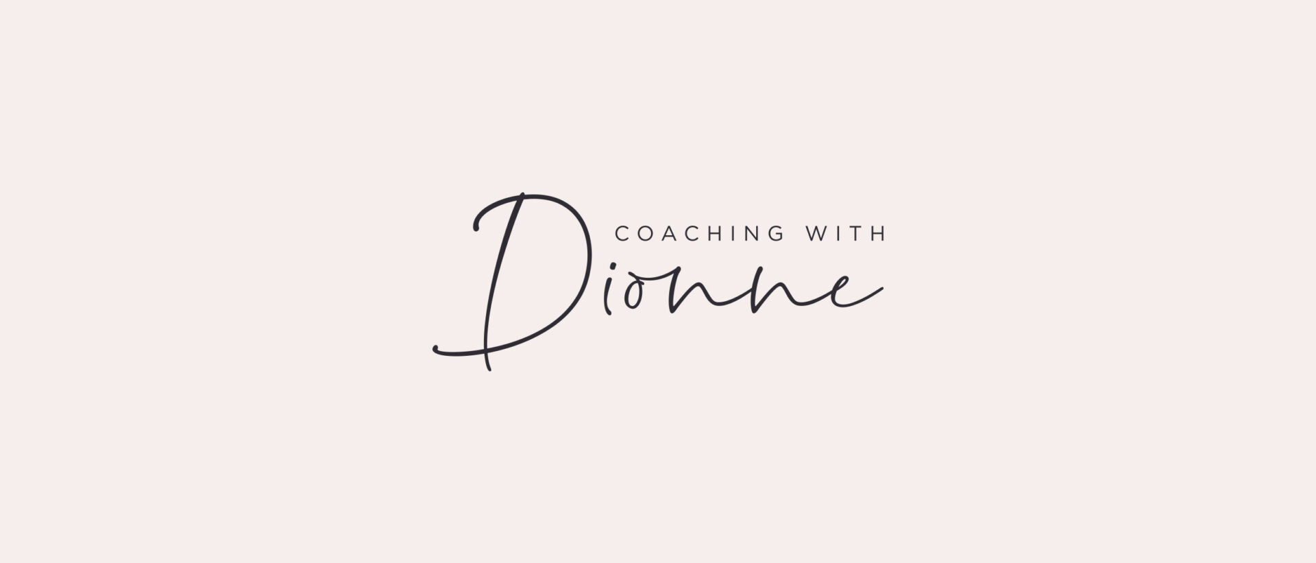 Coaching with Dionne – Logo Design
