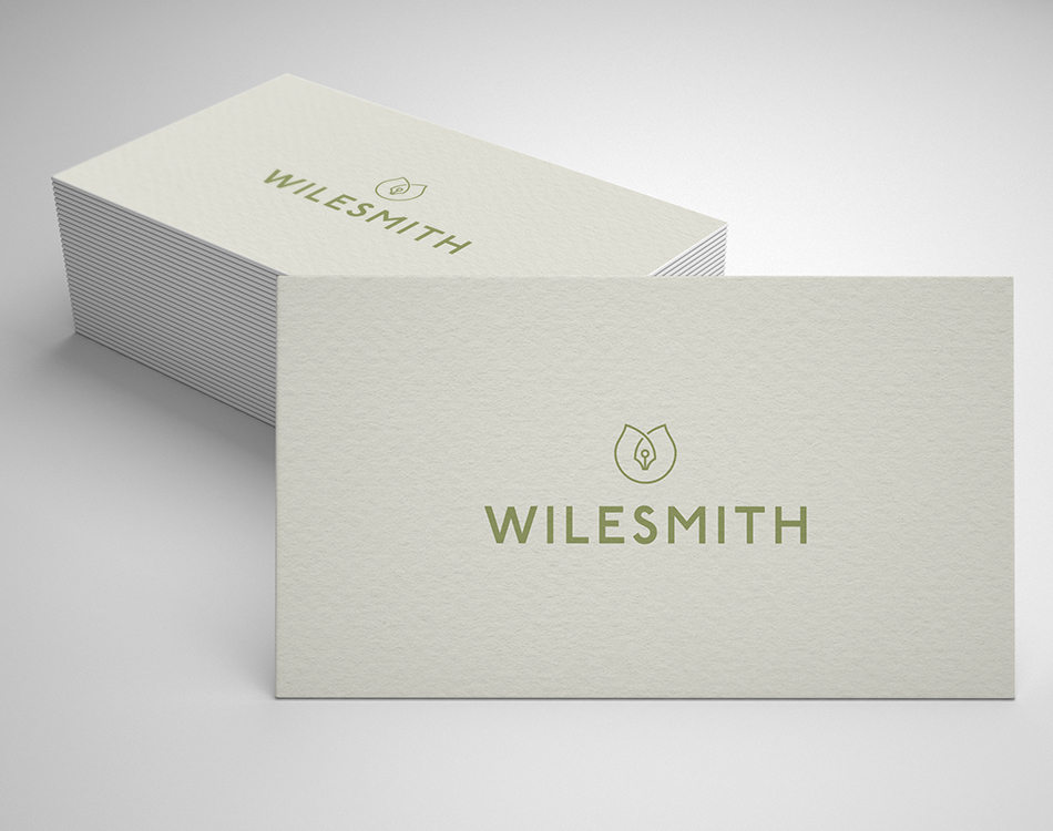 Wilesmith – Business Card
