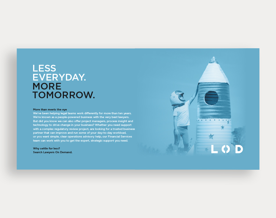 LOD – Advertisement Design