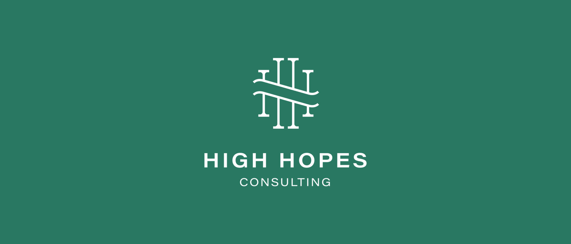 High Hopes Consulting – Logo Design