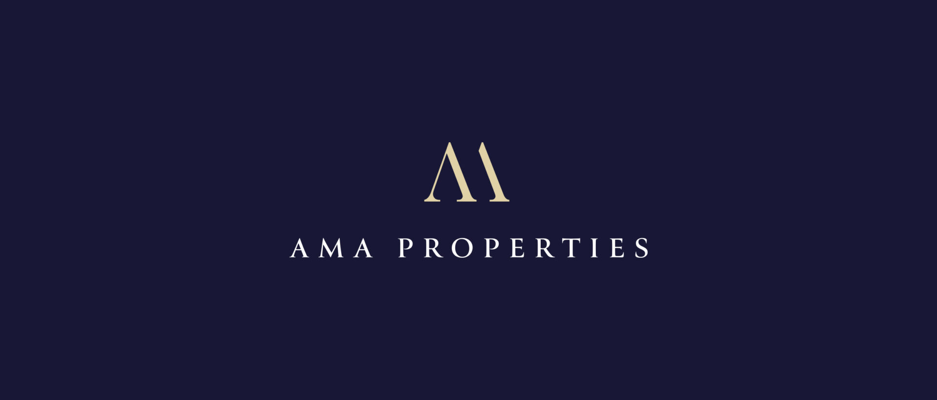 AMA Properties – Logo Design