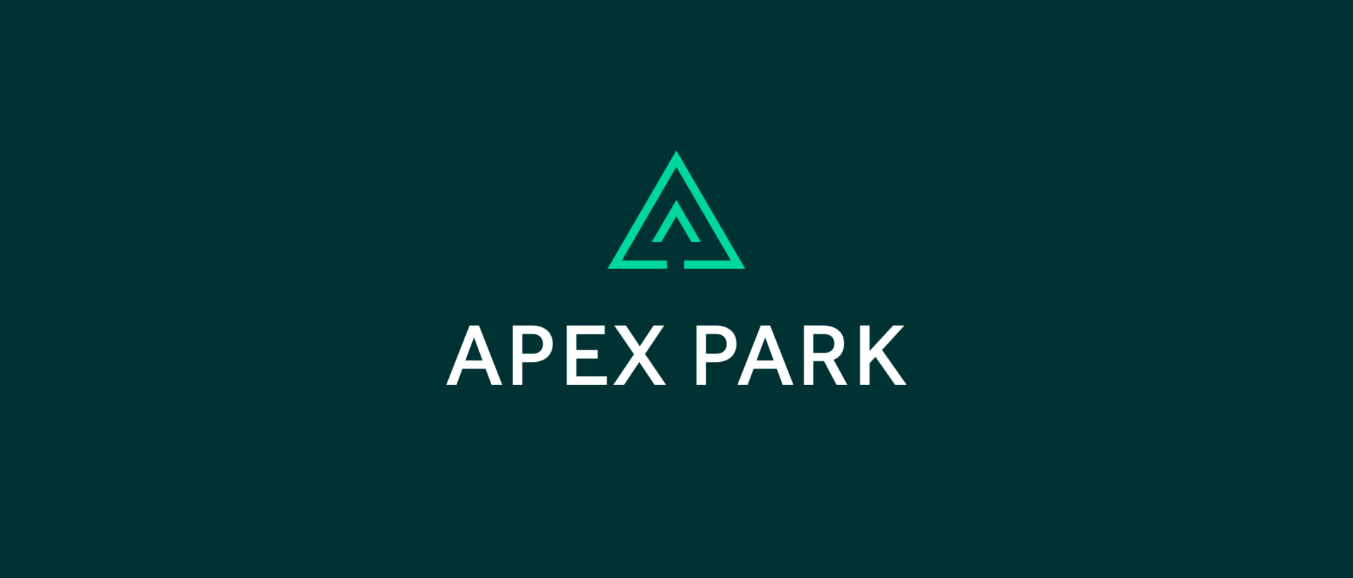 APEX PARK – Logo Design