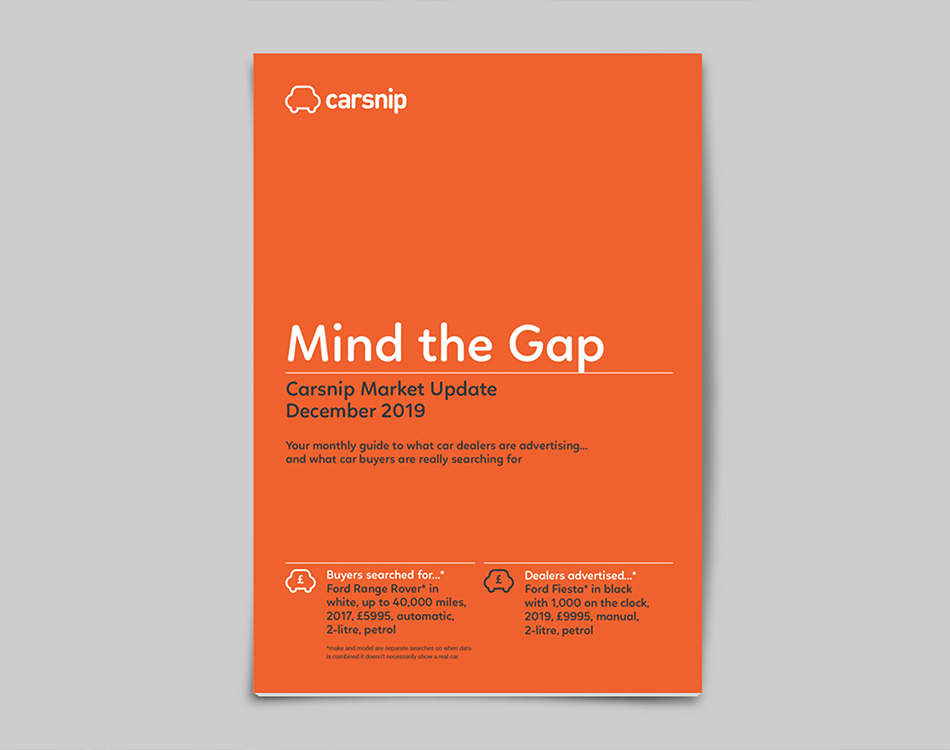 Carsnip – Brochure Design