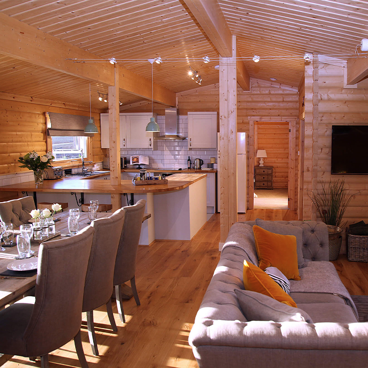 Wooden Cosy Interior