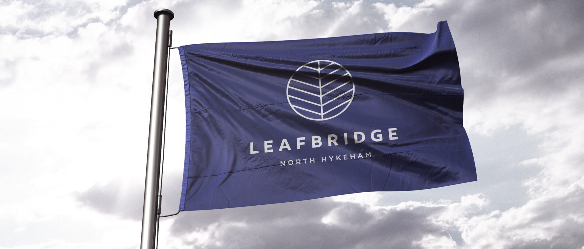 Leafbridge – Branding – Flag